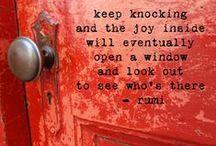 One Door Closes / Another Door Opens