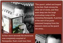 The Tales of Larkin Book Reviews / Fan Reviews of #TheTalesOfLarkin