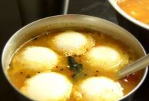 Kulambu/Rasam/Sambar / South Indian meal in incomplete without tangy and spicy rasam,sambar and kulambu .Here is a collection of well known and innovative lunch combinations