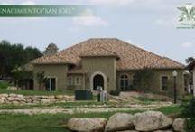 Casas y Tejas / #NuestraTejaPorEncimaDeTodo #TejasElAguila