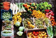Fruits & Veggies - healthy, yummy and so much fun! / The healthy lifestyle is so much fun! We love fruits!