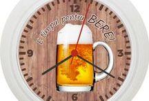 Ceasuri personalizate / Ceasuri de perete personalizabile, cu design aparte, funny