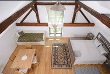 Apartments / Apartmanok / A Malomporta apartmanjai / Apartments of the Mill Croft /  www.malomporta.hu #homedecor #vintage