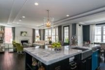 What's Cookin'? / Perkinson Homes' extensive kitchens from our past model & spec homes.