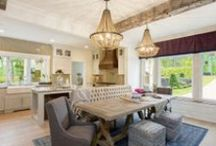 Let's Eat! / Dining rooms are where the family gathers– and Perkinson Homes knows that. See what makes our dining spaces so special!