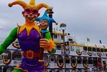New Orleans Mardi Gras / Parades, FOOD, history...