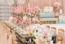 Wedding Reception / Wedding party ideas.
