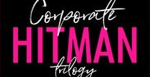 Corporate Hitman Trilogy (Romantic Suspense with Olivia Linden) / Corporate Espionage. Love. Suspense. GLITCH. SCRATCH. JACK. Who knew being bad could look this good? http://leteishanewton.com/contemporary-romance/corporate-hitman-trilogy
