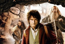 Middle Earth #1 / One of my #1 passions. J.R.R Tolkien's works!! / by Tracey Lowin