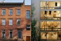Inspiration : Architecture /  Exterior structures and designs