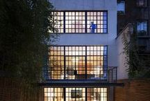 Inspiration : Exteriors / A variety of exterior architectural structures and spaces