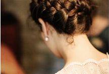 Χτένισμα / My wedding hair Inspiration