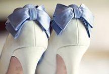 Νυφικά Παπούτσια / My lavender themed wedding