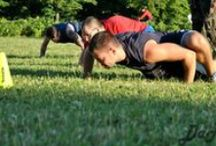 For the green-Booptcamp / Bootcamp. outdoor Marines training