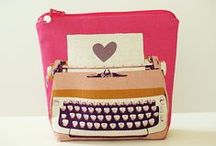 Purses, bags and pocketbooks  / by Abi