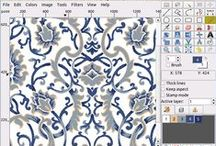 FabricMaker Resources / Design resources for use with FabricMaker Printers