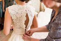 Wedding Dresses / From Fairytale to Rustic