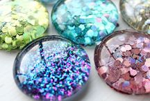 All that Glitters ❤️ / Gorgeous things that shimmer & shine! / by Kendall Rudd