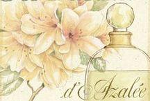 Рисунки для декупажа-цветы