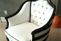 Styles to inspire... / Get inspiration for your own upholstery project.  Change the fabric or change the whole look.  It's your chance to make it your own! / by Done By Donovan Upholstery