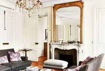 Rooms I Love - Living Rooms! / Your living room is the most used room in your house, but that doesn't mean it can't rock your style!  Make it functional and beautiful!