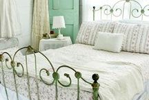 Rooms I Love - Bedrooms! / I love a bright and airy bedroom.