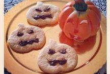 Bio Ricette per Halloween / Ricette dolci e salate per un Halloween mostruoso, goloso e naturalmente Bio!