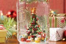 Natale fai da te / Dai vasetti di vetro delle confetture al cartoncino delle scatole dei cereali, ecco tante idee creative per riciclare le confezioni dei nostri prodotti e trasformarle in decorazioni per l'albero o per la tavola delle Feste!