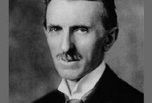 Nikola Tesla / Nikola Tesla pictures, biography, list of inventions and more.