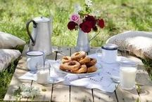 Summer Entertaining / Enjoy the great outdoors in your own backyard! Picnics, BBQ's, Entertaining and Summer Activities