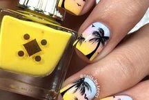 BEAUTY > summer nails