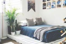 HOME > Bedroom marine style