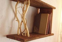 Made with Wood / All wooden things that I love