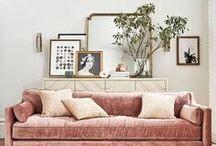 Pretty Pink Decor / Pink. That kinda says it all.