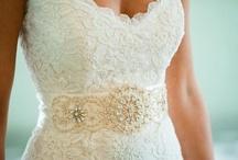 wedding stuff (:  / by Emily H.C