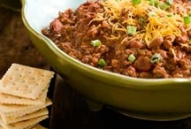 Chili Recipes~Your Choice / Chili is not so much food as a state of mind. Addictions to it are formed early in life and the victims never recover. On blue days in October, I get this passionate yearning for a bowl of chili, and I nearly lose my mind.""
