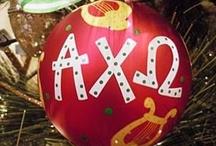 AXO / by Allison Berkowitz