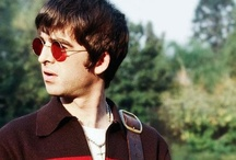 Noel Gallagher / Pictures of rock god Noel Gallagher