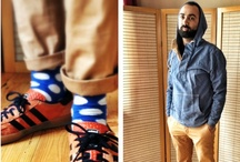 What Nic Wore - Fashion tips for men / The founder of NicSocks.com photographs his outfits and talks about what he wears and why.