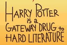 ...mimble wimble / all things Harry Potter / by H. Stone