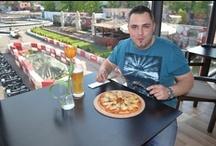 KartCenter Sopot Street Food / Miejsce gdzie można szybko, smacznie i zdrowo zjeść. Autorska pizza oraz inne dania i przekąski. Przygotowana na wszelkie uroczystości i imprezy firmowe.