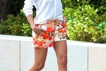 Hey Shorty! / When in doubt wear shorts - show your legs! / by FASHION ID
