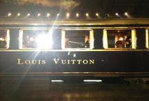 Louis Vuitton / Louis vuitton est dans ce tableau