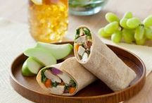Eat: Wraps / by Annelise Rowe // Aunie Sauce