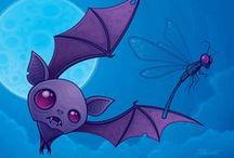Batty / Bats, bats, & more bats! / by H. Stone