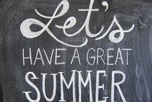 Summer... Beach... Bikinis... ♡♡