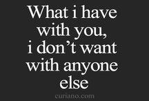 The heart wants what the heart wants... / My heart wants him...