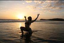 Nicaragua Bucket List of Bliss Yoga Retreat / NicaraguaYogaInstitute.Com Retreat Pins