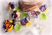 Lampwork - Laurie Donnette / by Marina S