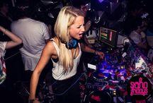 Some Blonde DJ